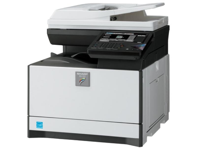 SHARP MX-C301W Multifunzione digitale a colori formato A4 da 30 ppm